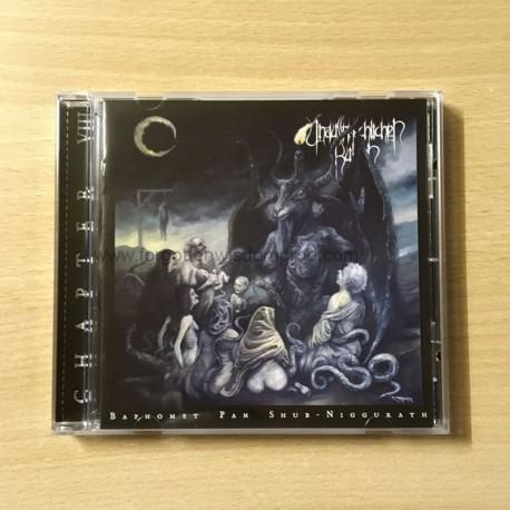 """UNAUSSPRECHLICHEN KULTEN """"Baphomet Pan Shubniggurath"""" CD"""