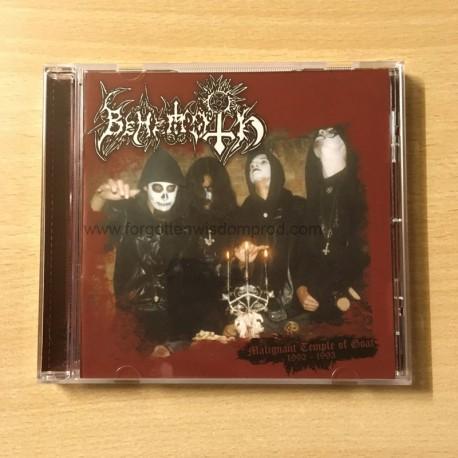 "BEHEMOTH ""Malignant Temple of Goat (1992-1993)"" CD"