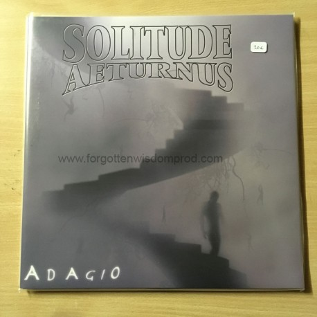 """SOLITUDE AETURNUS """"Adagio"""" 2x12""""LP"""