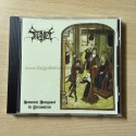 "SATANIZE ""Demonic Conquest in Jerusalem"" CD"