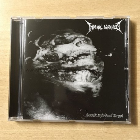 """IMPERIAL DARKNESS """"Occult Spiritual Crypt"""" CD"""