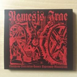 "NEMESIS IRAE ""Blasphemy - Desecration..."" slipcase CD"