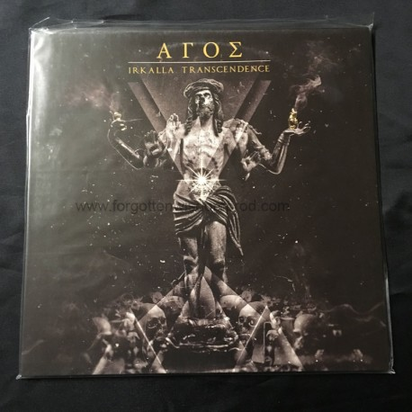 """AGOS """"Irkalla Transcendence"""" 12""""LP"""