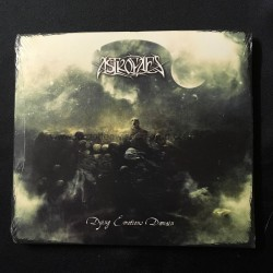 """ASTROFAES """"Dying Emotions Domain"""" Digipack CD"""