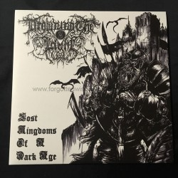 "DROWNING THE LIGHT ""Lost Kingdoms Of A Dark Age"" 10""MLP"