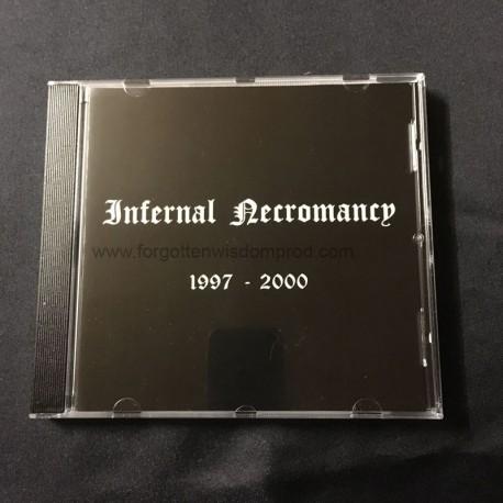 "INFERNAL NECROMANCY ""1997-2000"" CD"