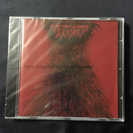 "TEITANBLOOD ""Woven Black Arteries"" CD"