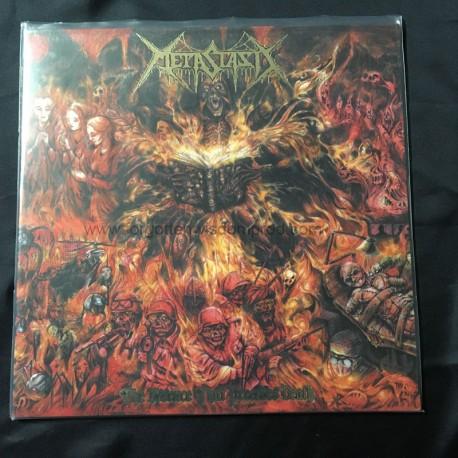 "METASTASIS ""The Essence That Precedes Death"" 12""LP"