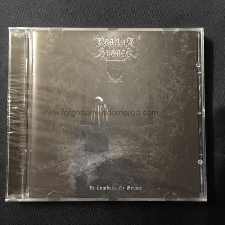 """NORMAN SHORES """"Le Tombeau de Brume"""" CD"""