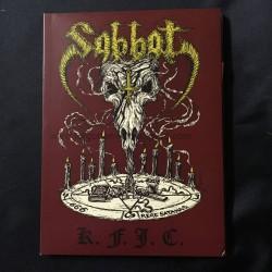 """SABBAT """"Kill Fuck Jesus Christ"""" A5 DigiCD"""