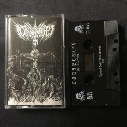 "CONSECRATE ""The Sacrifice"" Demo Tape"