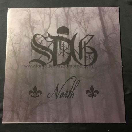 """SORCIER DES GLACES """"North"""" 12""""LP"""