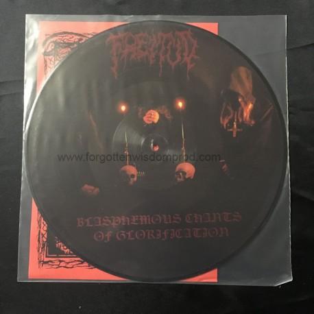 "FREITOD ""Blasphemous Chants Of Glorification"" Pic 12""LP"