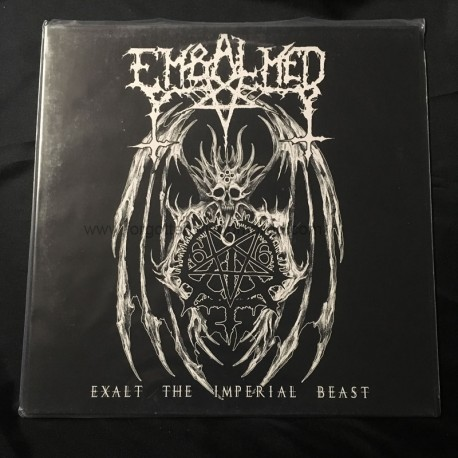 "EMBALMED ""Exalt The Imperial Beast"" 12""LP"