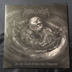 """WINTER DELUGE """"As the Earth fades into Obscurity"""" 12""""LP"""