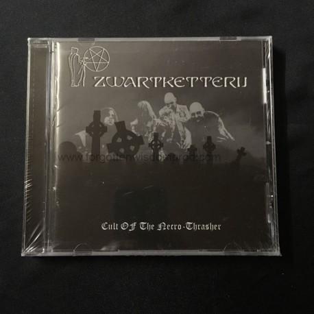 "ZWARTKETTERIJ ""Cult of the Necro-Thrasher"" CD"