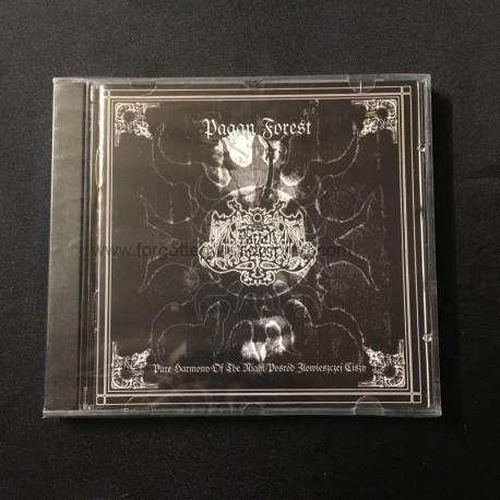 """PAGAN FOREST """"Pure Harmony Of The Night / Posrod zlowieszczej ciszy"""" CD"""