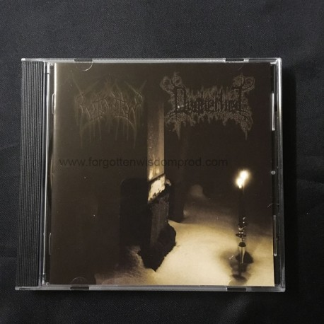 WACHT/DUNKELHEIT split CD