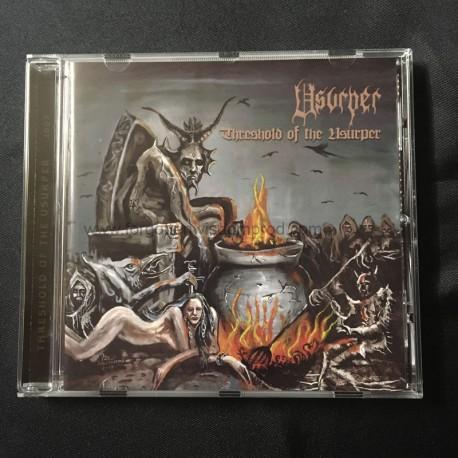 """USURPER """"Threshold of the Usurper"""" CD"""
