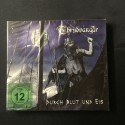 "THRUDVANGAR ""Durch Blut Und Eis"" Digipack CD + DVD"