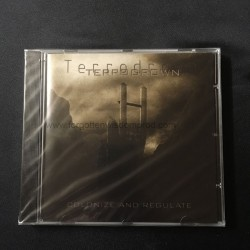 "TERRODROWN ""Colonize and Regulate"" CD"