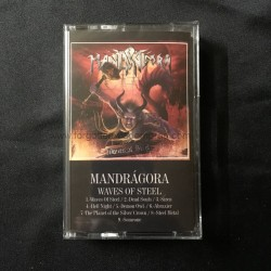"MANDRAGORA ""Waves of Steel"" Pro Tape"