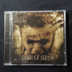 "STEEL ENGRAVED ""State of Siege"" CD"
