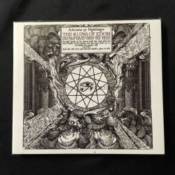 "ACHERONTAS/NIGHTBRINGER ""The Ruins of Edom"" split digipack CD"