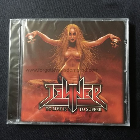 "JENNER ""To Live is to Suffer"" CD"