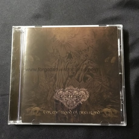 "GEIMHRE ""For the Blood of Hinterland/Cogadh"" CD"