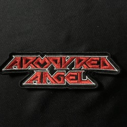 ARMOURED ANGEL patch