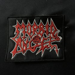 MORBID ANGEL logo patch