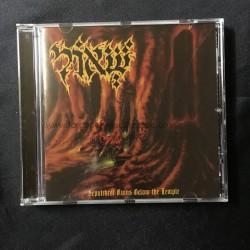 "SHEOL ""Sepulchral Ruins Below The Temple"" CD"