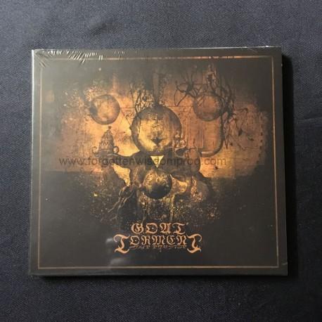 """GOAT TORMENT """"Dominande Tenebrae"""" Digipack CD"""