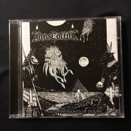"INTO COFFIN ""Into a Pyramid of Doom"" CD"