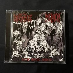 KORIHOR/MANIAK split CD
