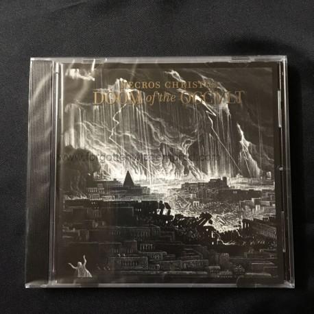"""NECROS CHRISTOS """"Doom of the Occult"""" CD"""