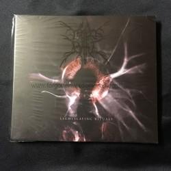 "TEMPLE OF BAAL ""Lightslaying Rituals"" Digipack CD"