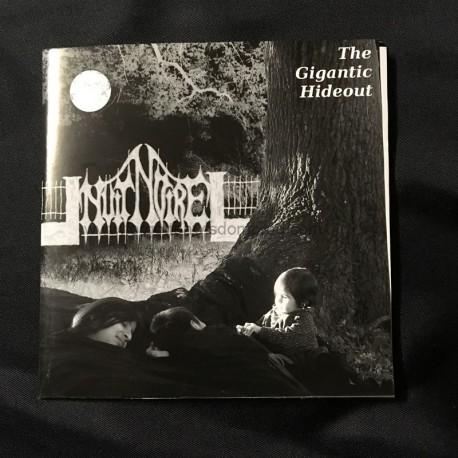 """NUIT NOIRE """"The gigantic Hideout"""" CD"""