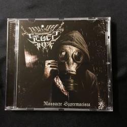 """SEGES FINDERE """"Massacre Supremacista"""" CD"""