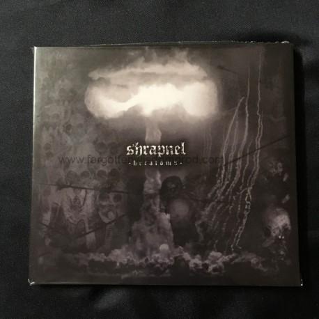 "SHRAPNEL ""Hecatomb"" Digipack CD"