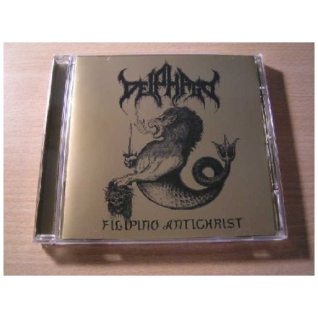 "DEIPHAGO ""Filipino Antichrist"" CD"