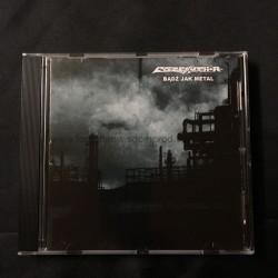 """EGZEKUTHOR """"Badz Jak Metal"""" CD"""
