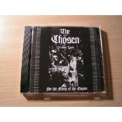 """THE CHOSEN """"For the glory of the empire"""" CD"""