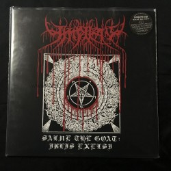 "IMPIETY ""Salve the Goat - Iblis Exelsi"" 12""LP"
