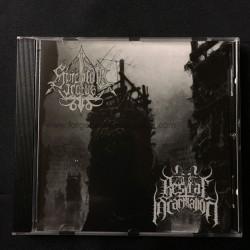 SPICULUM IRATUS/BESTIAL INCARNATION split CD