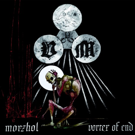 "MORZHOL/VORTEX OF END split 10"" MLP"