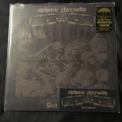 "APHONIC THRENODY ""First Funeral"" 12""LP"