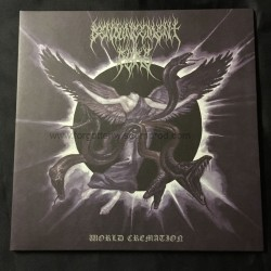 """DENOUNCEMENT PYRE """"World Cremation"""" 12""""LP"""
