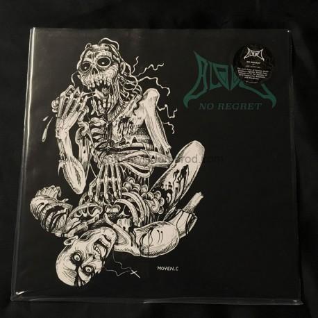 """BLOOD """"No Regret"""" 12""""LP"""